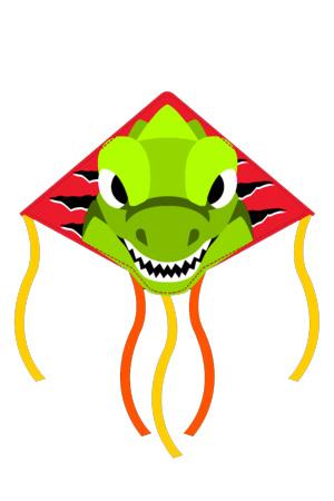 Dinosaur Kite Design by Zoom Kites