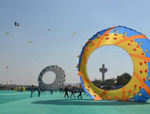Kite Festivals Around the World – International Kite Day Gujaret, India