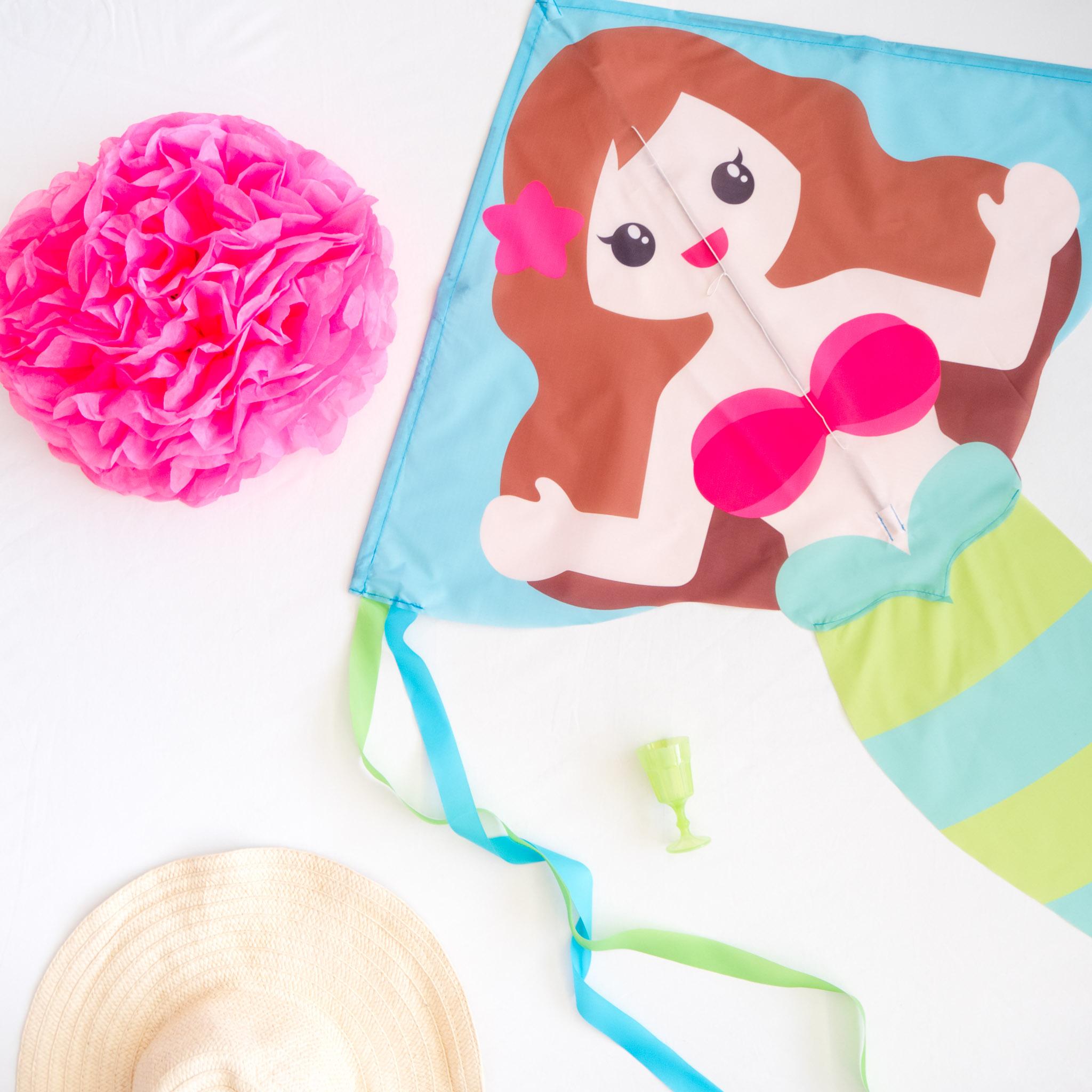 Mermaid Kite Design by Zoom Kites