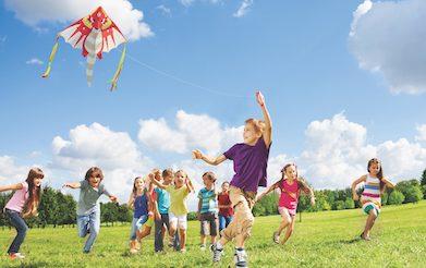 School fundraising Zoom Kites