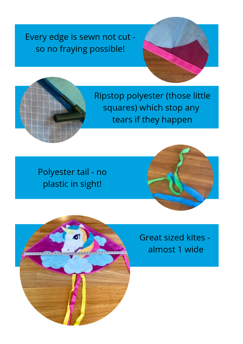 Why our kites are great